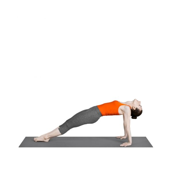 PURVOTTANASANA intensywne rozciąganie przedniej strony ciała