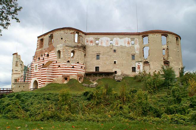 Bastejowy Zamek wJanowcu
