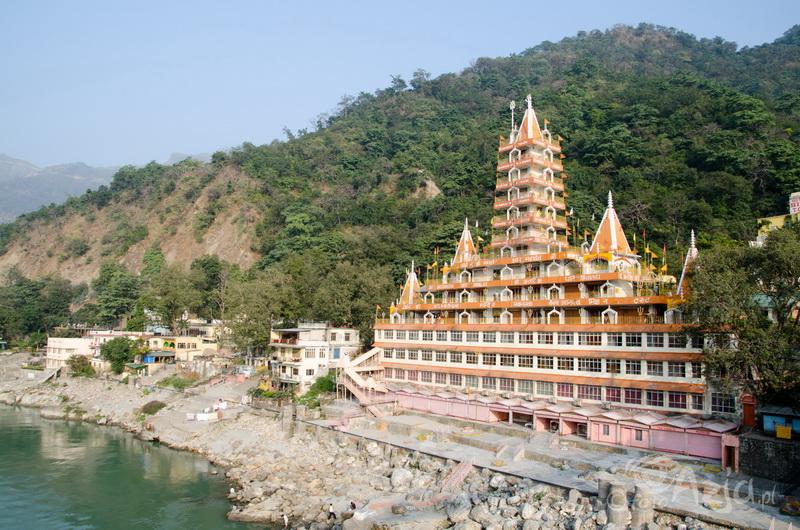 Świątynia Trayambakeshwar, Rishikesh