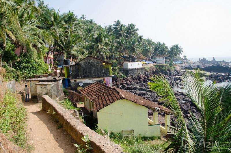 Plaża Arambol, Goa
