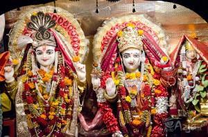 Hinduskie bóstwa wRishikesh