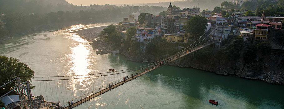 Rishikesh – światowa stolica jogi