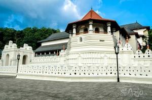 Świątynia Relikwii Zęba Buddy, Kandy