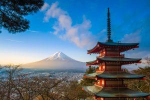 Japonia zJogą
