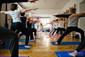 Kurs jogi dofinansowany ze środków UE