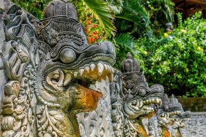 Air Panas (w Banjar), Bali