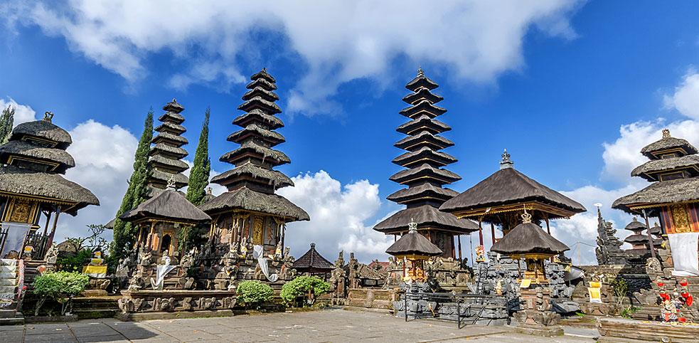 Pura Ulun Danu Batur, Bali