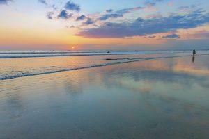 Plaża wSanur, Bali