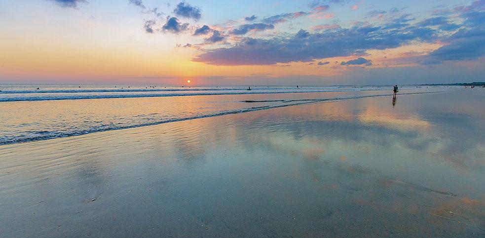 Plaża wKucie, Bali
