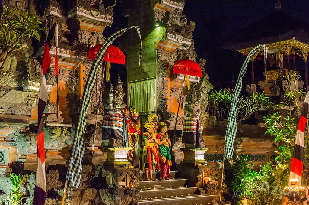 Taniec Kecak, Bali