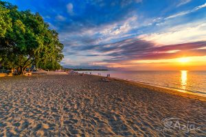 Plaża wLovina, Bali