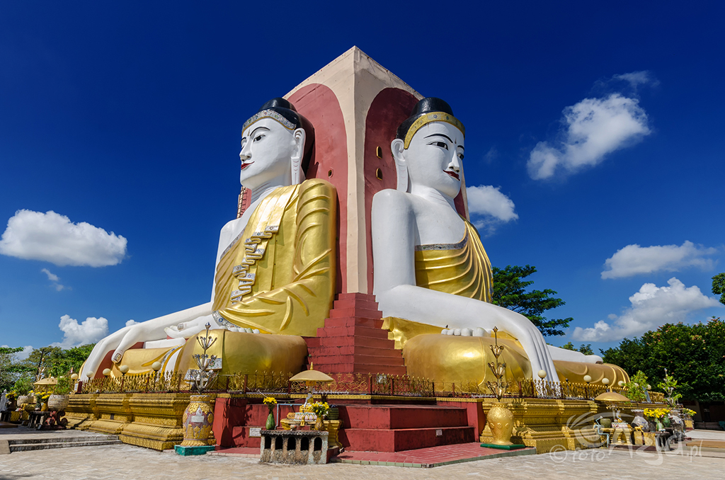 Pagoda Kyaikpun w Bago