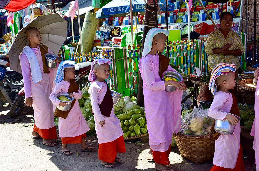 Bazar Zegyo, Mandalay
