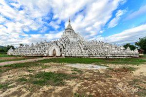 Świątynia Hsinbyume, Mingun