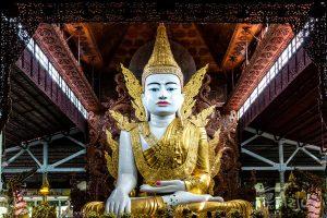 Pagoda Ngar Htat Gyi, Rangun