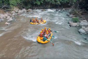 Spływ Rzeką Ayung