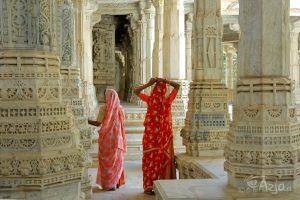 świątynie dźinijskie wRanakpurze