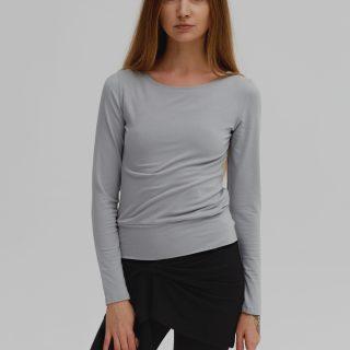 Longsleeve NOON aqua grey